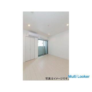 初期費用9万円パック♪♪(入居月フリーレントの特典付き!) 室内がとても綺麗です♪ (1K)足立区大谷田