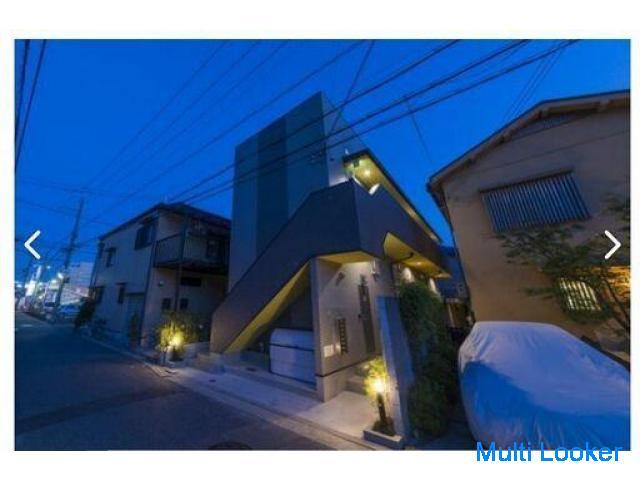 初期費用9万円パック ♪♪(入居月フリーレントの特典付き!)とても綺麗です♪ (1R+ロフト)堺市西区浜寺諏訪森町