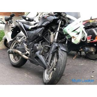 ホンダ CBR250R MC41 250cc 31901km 事故車 書類あり 引き取り限定 パーツ取り バイク