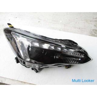 インプレッサスポーツ GT6 右 ヘッドライト LED 3588km