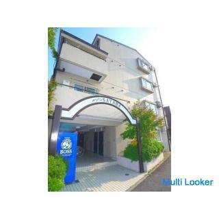 初期費用3万円 - 池袋へ40分で家賃2万円台のマンション!西武線狭山市駅徒歩10分!