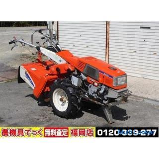 クボタ 耕運機 ZK1-85 ディーゼル 8.5馬力 セル付【農機具でっく】【福岡】【耕運機】
