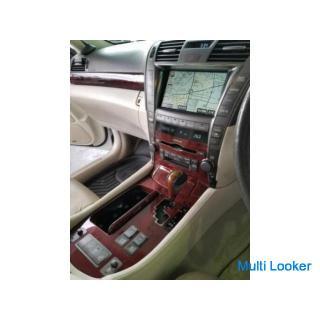 H20 レクサスLS460 バージョンU Iパッケージ 車検約2年