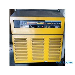 山本 乾燥機 23MX2 ニューサイクル 200V 23石 要解体 引取専用【農機具でっく】【福岡】【乾燥機】