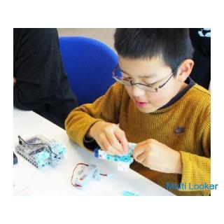 小3からできるロボット教室!自分で組み立ててプログラムして動くから楽しい!