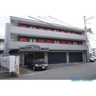 楠見中バス停歩3分RC、3階建てマンションの1階の貸店舗・貸事務所。スケルトンの38.61平米です。