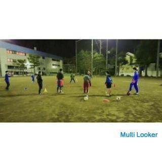 サッカースクール無料体験会開催!!