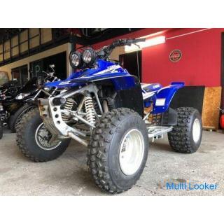 ヤマハ YFM350 ウォーリア ATV 四輪バギー 350cc 実働 札幌発