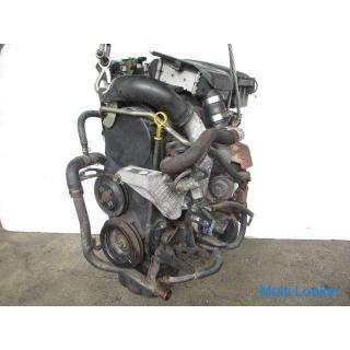 アルト ワークス HA12S F6A ターボ エンジン テストOK