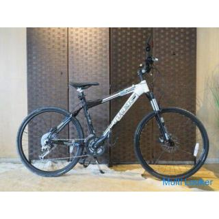 TREK TRT 6500 シリーズ6 トレック 27速 17 44.5cmサイズ ホワイト シマノ DEORE 26インチ MTB マウンテンバイク 自転車