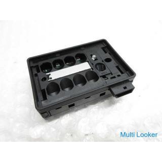 H26 BMW X1 E84 VL20 レインセンサー