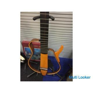 サイレントギター ヤマハ SLG130NW 付属品あり