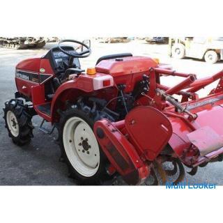 三菱 トラクター MT165 16馬力 4WD 倍速 逆転【清掃・簡易整備済】 【農機具でっく】【福岡】【トラクター】