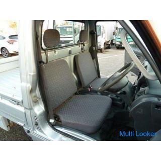 H11 ハイゼット エクストラ 4WD AT エアコン パワステ エアバッグ