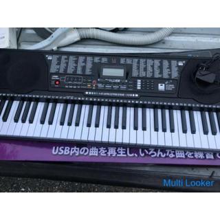 電子ピアノ Play Touch Flash61