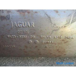 H22年 ジャガー XF J05FA 右 リア マフラー