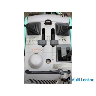 コベルコ 油圧ショベル SS1 ミニユンボ 重量343kg ガソリン 実働42時間