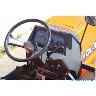 クボタ トラクター GL21 21馬力 パワステ 自動水平 倍速ターン 逆転 バックアップ【農機具でっく】