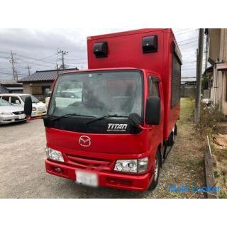 塗装が選べる8ナンバー マツダ タイタン 補助金対象 キッチンカー 移動販売車 フードトラック 大特価