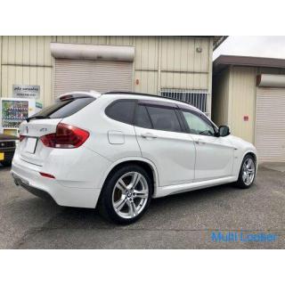 2011年式 BMW X1 sDrive 18i Mスポーツパッケージ