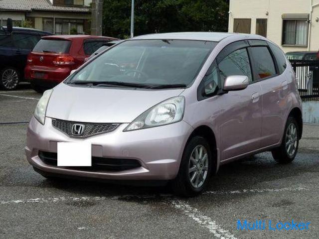 H21 フィット 1.3Gスマートスタイルエディション 車検4年8月 スマートキー ETC 純正AW 純正CD R3年自動車税込み