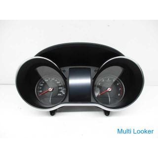 H29 ベンツ C180 205040C W205 スピード メーター