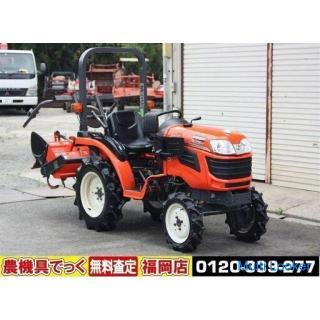 クボタ トラクター 現行機 JB11X 10.5馬力 逆転 オート耕深 尾輪【農機具でっく】
