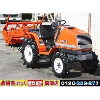 クボタ トラクター ASTE A-15 15馬力 4WD 尾輪【農機具でっく】【トラクター】