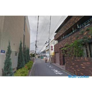 ★貸店舗・事務所★JR阪和線「鳳」駅7分 角地路面店 シャッター付き 自転車置き場 有
