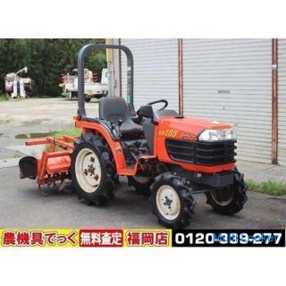 クボタ トラクター GB150 GB155 15馬力 4WD 自動水平 倍速 逆転【農機具でっく】【トラクター】