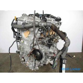 H26 クラウン ハイブリッド AWS210 エンジン