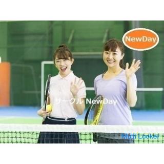 関西の楽しいテニスコン in 靭公園・ 各種・趣味コンイベント開催中!