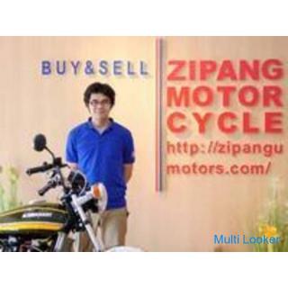 バイク買取専門店ジパングモーターサイクルです!バイクが好きな方集まれ~♪ ダブルワークOK!お気軽にご応募下さい!