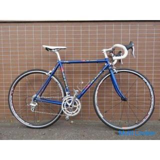 DE ROSA COLUMBUS デローザ コロンバス カンパニョーロ VELOCE 20速 ブルー クロモリ ロードバイク 自転車