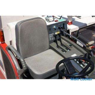 ヤンマ コンバイン 4条刈 GC451 51馬力 自動水平 グレンタンク 丸ハンドル デバイダー エコディーゼル【農機具でっく】