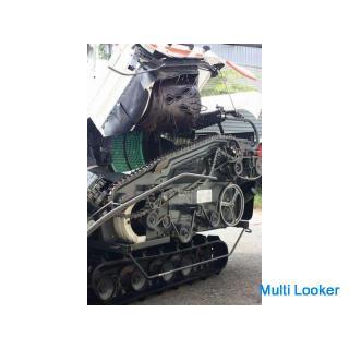 クボタ コンバイン ジョイカム 2条刈 AR213 13馬力 グレンタンク 刈取スライド ロングオーガ【農機具でっく】