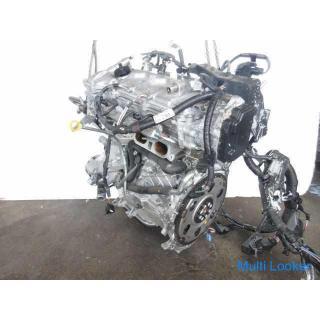 H30 ハリアー ZSU60W 3ZRFAE エンジン 17274km