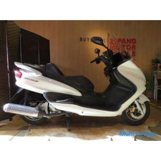 YAMAHA MAJESTY BA-SG03J ヤマハ マジェスティ 250cc 29748km ホワイト 実動!