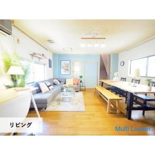 【女性専用】今だけ0円で住めます|光熱費・WIFI無料!JR環状線「桃谷駅」すぐ!難波・梅田までも好アクセス!