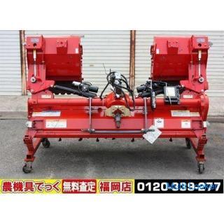 コバシ ツインハロー TXR280 リモコン 電動開閉 作業幅2800mm ウイングハロー キャスタ付【農機具でっく】