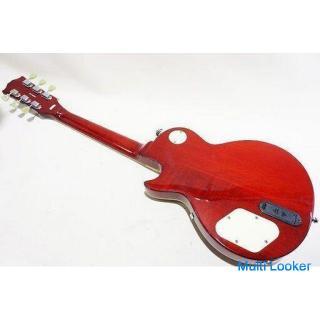 【苫小牧バナナ】GRASS ROOTS/グラスルーツ エレキギター ミニサイズ G-LPS-MINI Cherry Sunburst 中古 演奏OK ペグ交換済み♪