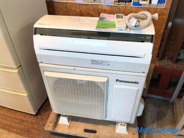 【動作保証60日間あり】Panasonic 2012年 4.0kw 200V 14畳用 ルームエアコン CS-402CXR2