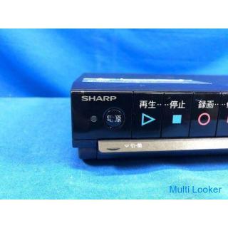 SHARP AQUOS 2011年 BD-H30 320GB ブルーレイレコーダー