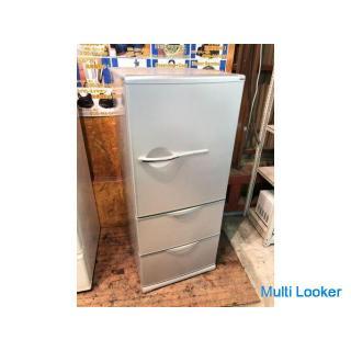 【動作保証60日間あり】AQUA 2012年 AQR-261A 255L 3ドア冷凍冷蔵庫
