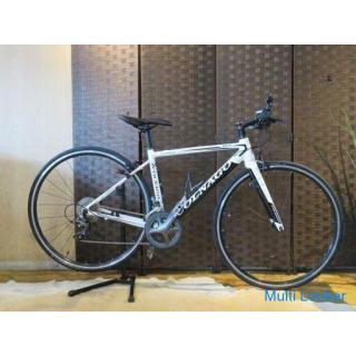COLNAGO VORREI コルナゴ ヴォレー 430サイズ 16速 ホワイト アルミフレーム シマノ CLARIS クロスバイク 自転車 札幌発