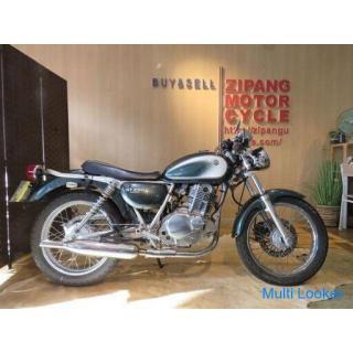 SUZUKI ST250 NJ4CA スズキ 250cc 11007km グリーン 自賠R3.6 実動! バイク 札幌発