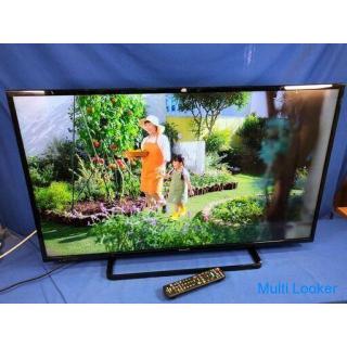 【動作保証あり】Panasonic VIERA 2016年 TH-43D305 43V型 液晶テレビ